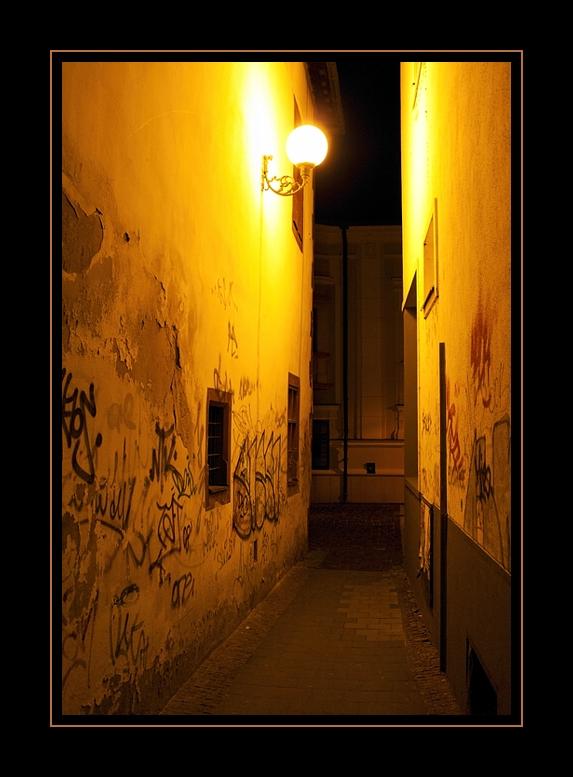 Leica X1 Night Street